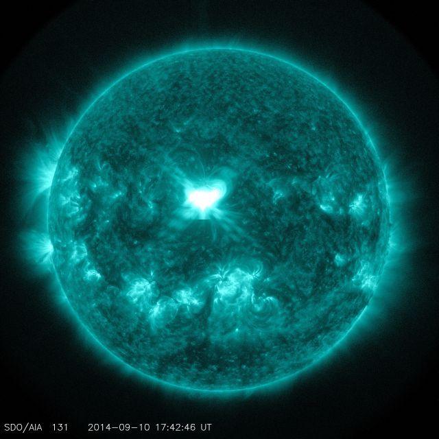 【太陽フレア】また「強力な太陽嵐」が到来する…科学者たちが懸念を表明 「現在思われている以上に高い頻度で起こりうる」
