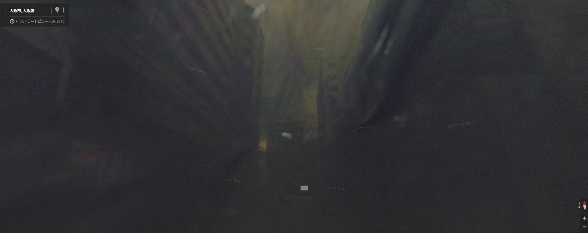 【異空間】オカルト板の住民がストリートビューでヤバイ現象を発見する