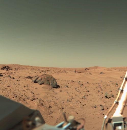 NASA「大気も水もあった火星が現在のような姿になり、滅びたのは太陽風の影響」と発表