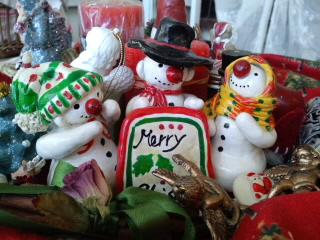 2015クリスマススノーマン