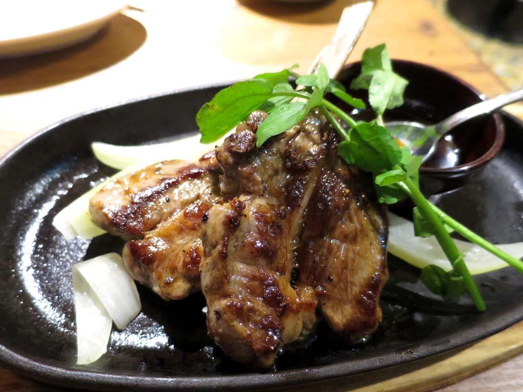 【ランチ】 Wステーキ丼 オールドステーション 東 …