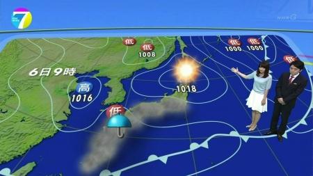 気象予報士007