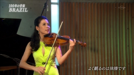 ヴァイオリニスト034