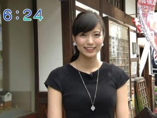 【女子アナ】斎藤真美アナの巨乳おっぱいがヌけるぜwwwww
