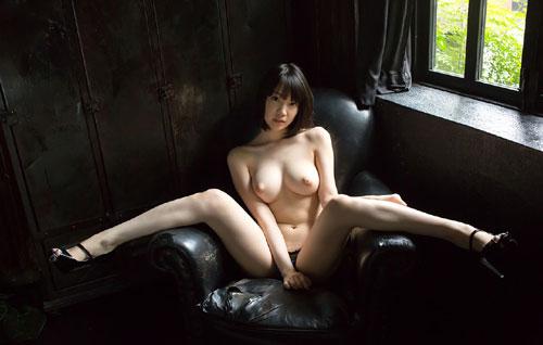鈴木心春Fカップ美巨乳おっぱい47
