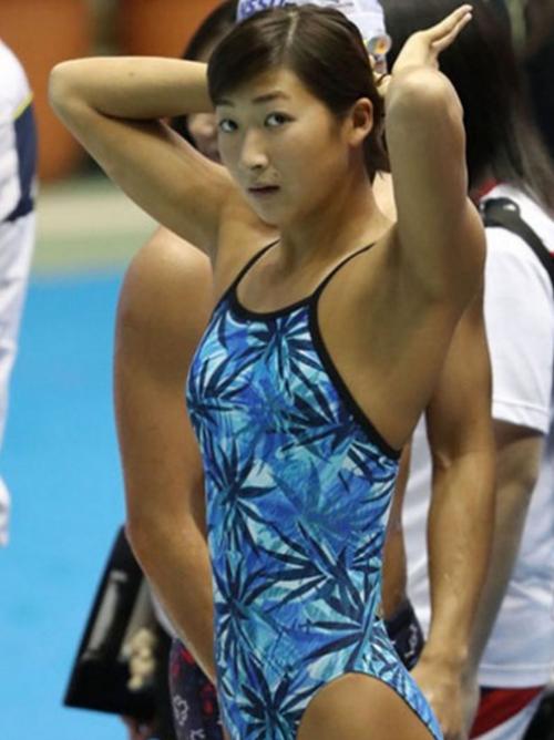 【水泳】池江璃花子おっぱい エロ画像