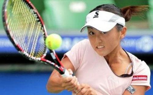 【女子テニス】土居美咲おっぱい エロ画像