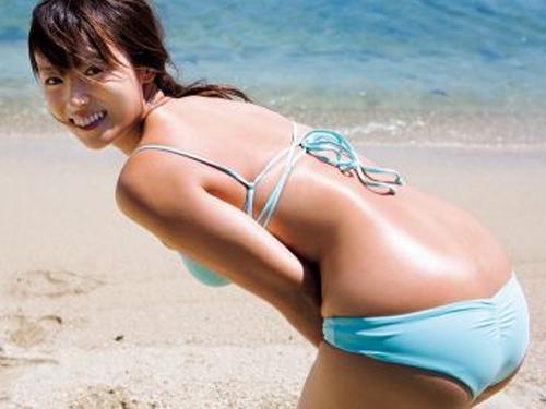 深田恭子のEカップおっぱい!プリケツサーフィンサイコー!!