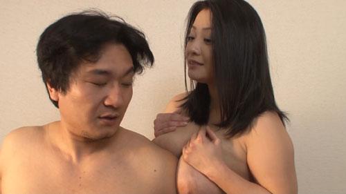 小向美奈子の新作スライムおっぱい流出10