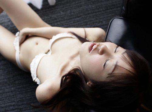 【三次】自分を慰めている女の子のエロ画像part2