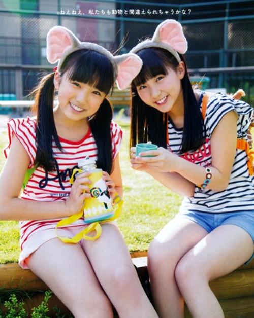 【HKT48】矢吹奈子や田中美久のCカップおっぱいがエロい! プリケツサイコー! ※gif有り