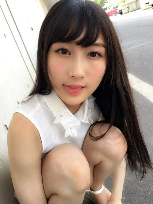 【NMB48】超清純派の矢倉楓子(19)がアイス舐めの大サービス