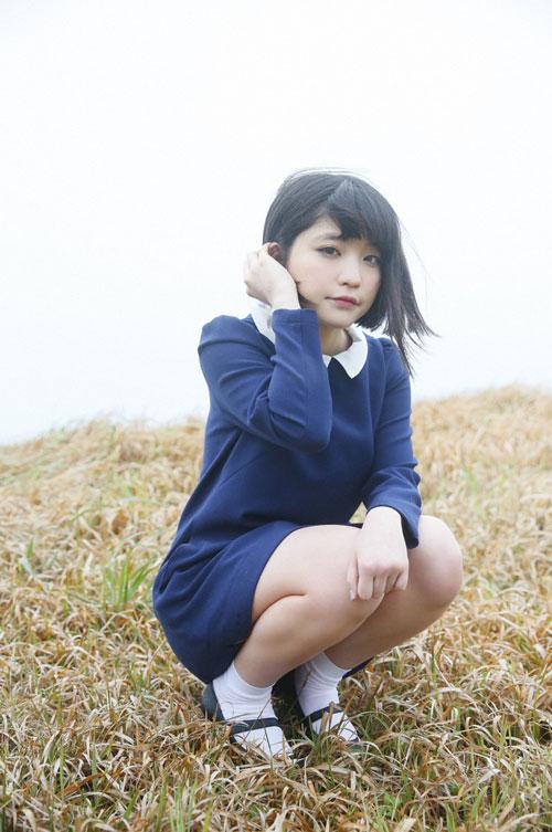 根本凪の17歳Gカップの凄いおっぱい2