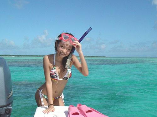 【水着 エロ画像】素人さんのビキニ姿で夏休みを乗り切ろう!