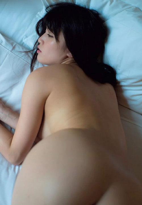 高橋しょう子のGカップ美巨乳&ヘアヌード解禁9