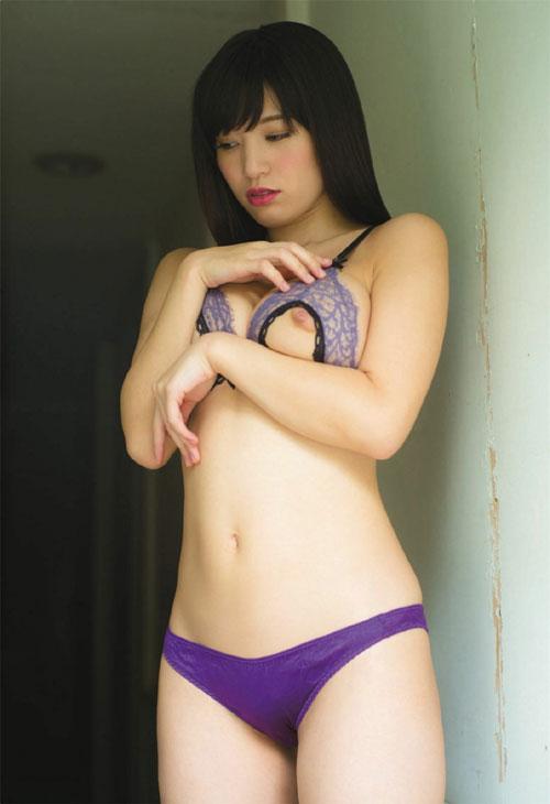 高橋しょう子のGカップ美巨乳&ヘアヌード解禁29
