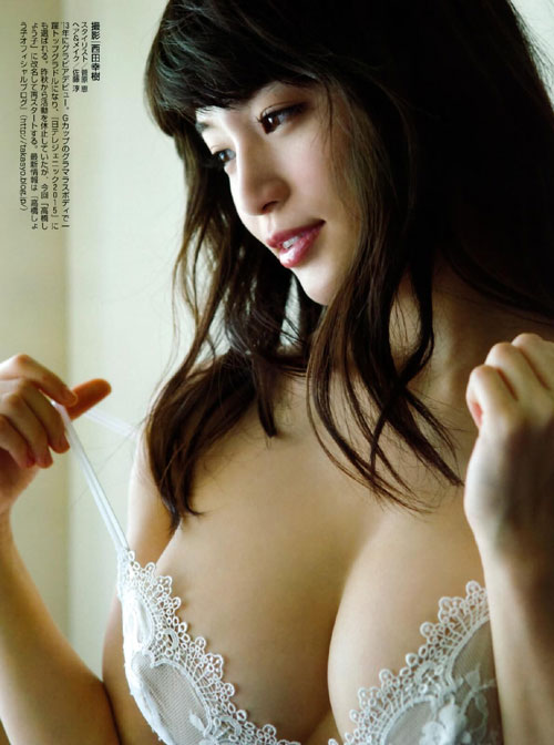 高橋しょう子のGカップ美巨乳&ヘアヌード解禁42