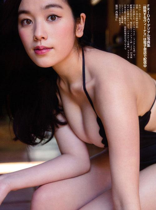 筧美和子のこぼれそうなおっぱい10
