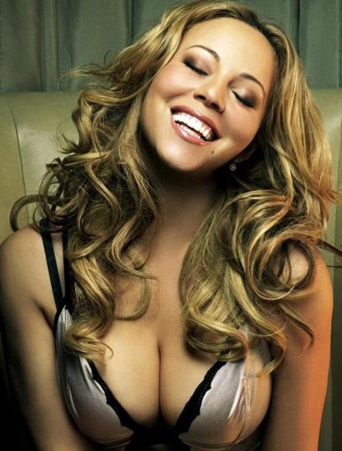 【歌姫マライア・キャリー(Mariah Carey)】ジェームズ・パッカーと婚約解消・巨乳エロ乳首画像!