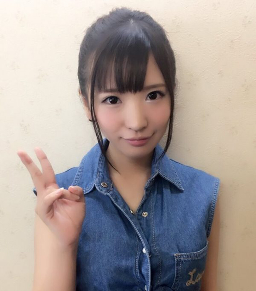 佐々波綾 最高ピュアな美少女がアリスJAPAN専属 12月にAVデビュー!「職業はAV女優です」