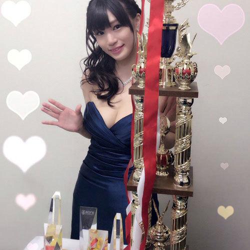 AVOPEN2016結果発表☆ 高橋しょう子が史上初めての7冠受賞を達成☆