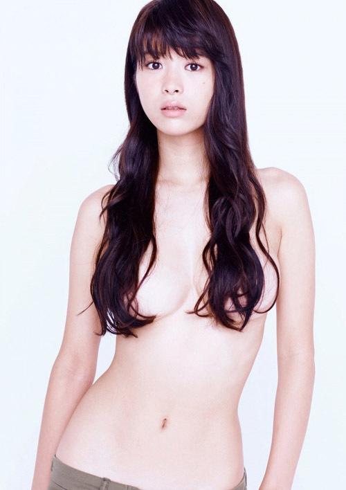 馬場ふみか髪ブラ!!