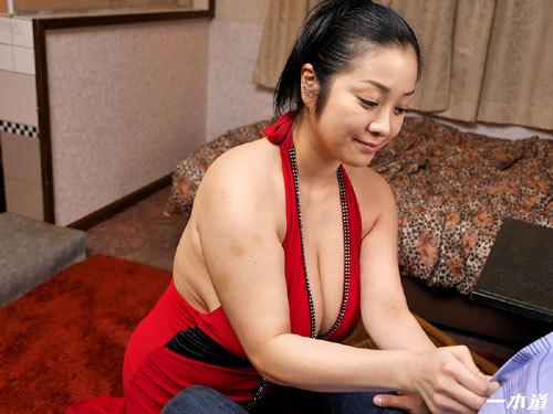 小向美奈子のスライム乳でマットプレイ7