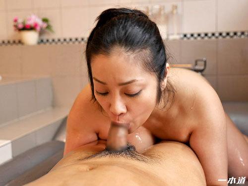 小向美奈子のスライム乳でマットプレイ59