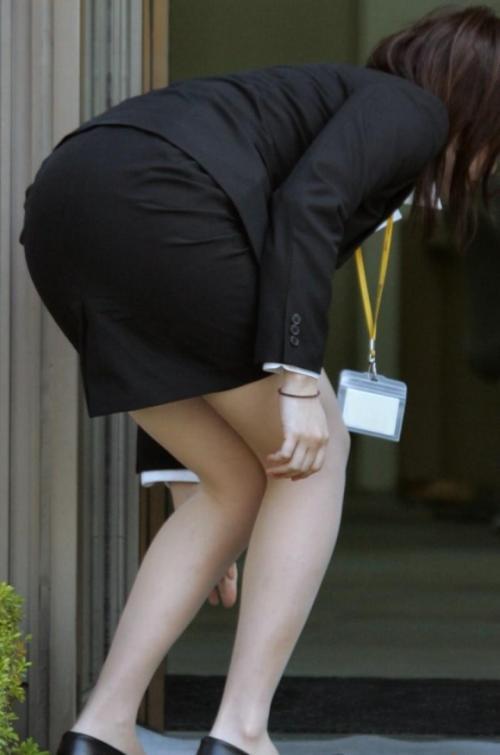 【OL】働くお姉さん達のエロいタイトスカート尻が気になって仕方ねぇぇwwww【画像30枚】