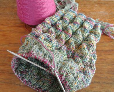 毛糸で帽子DSC_5063