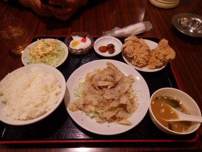 冷麺に冷たくした (1)