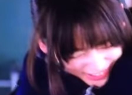 【杏】照れてる顔を見れるラブシーン
