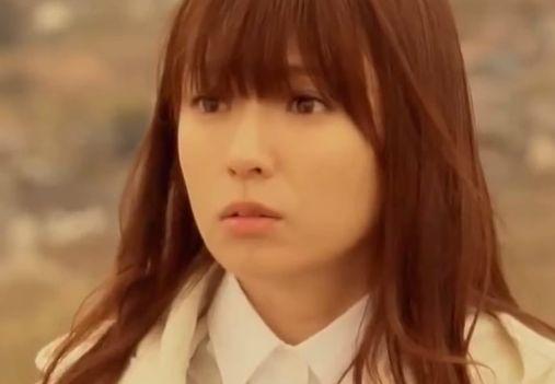 【深田恭子】結婚を申し込むラブシーン