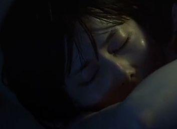 【橋本愛】艶を含んだ吐息を漏らす濡れ場