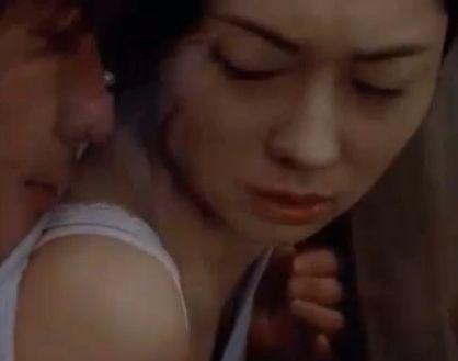 【伊東美咲】濃厚な愛撫に応える濡れ場