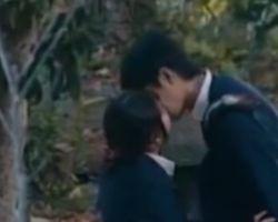 【松岡茉優】キスを催促するラブシーン