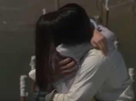 【中谷美紀】幸福感に包まれる濡れ場