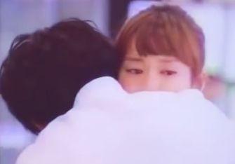 【桐谷美玲】うれし涙を流すラブシーン