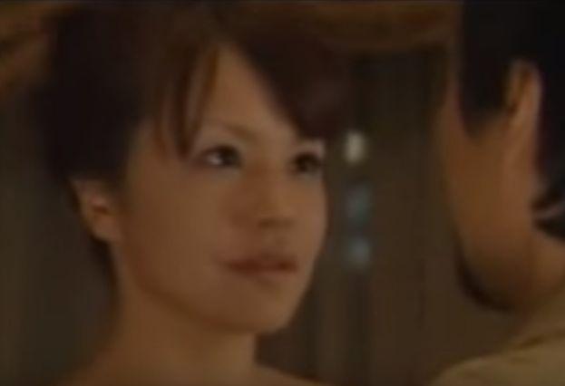 【中澤裕子】愛を誓うラブシーン