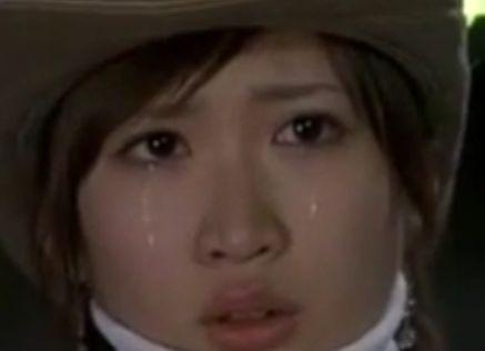 【紗栄子】涙がこぼれ落ちるラブシーン