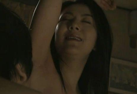 【坂上香織】フェロモン出しまくりの濡れ場