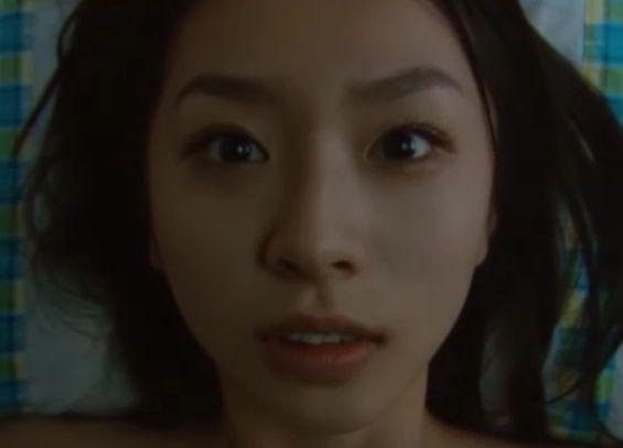 【酒井若菜】好きな人と旅館に泊まる濡れ場