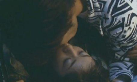【高岡早紀】甘くいやらしい接吻をする濡れ場