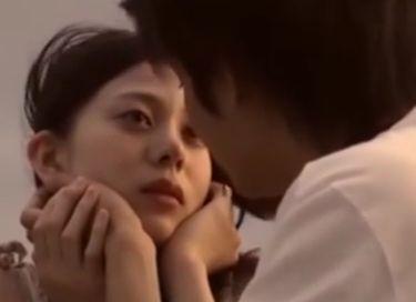 【桜木梨奈】ボディタッチをしてくる濡れ場