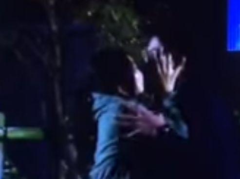 【篠原涼子】真夜中に唇を重ねたラブシーン