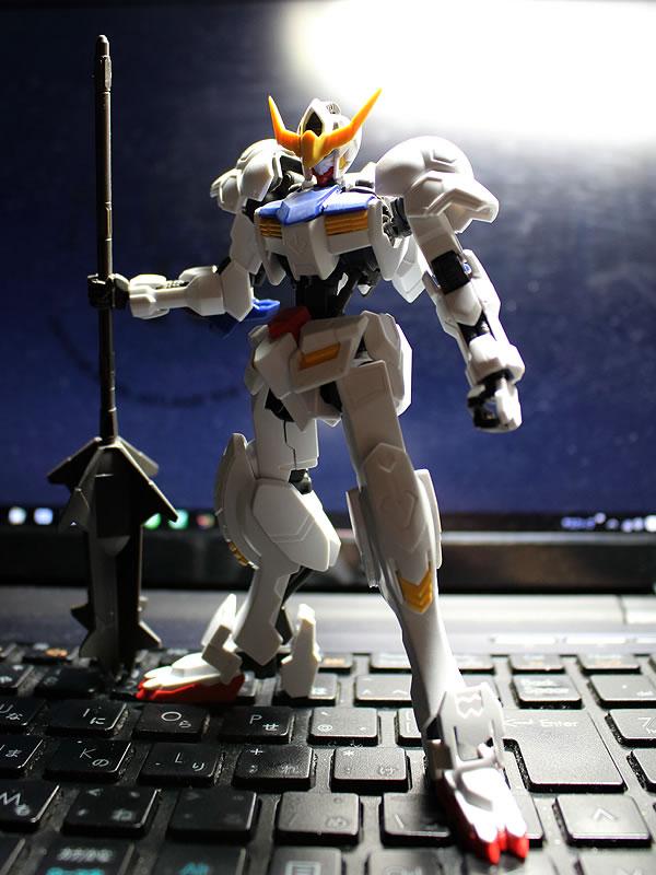 HG ガンダムバルバトス 製作01