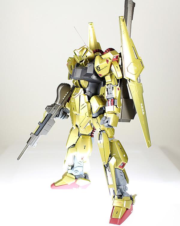 MG 百式 Ver.2.0 製作09