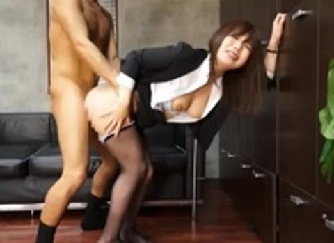 アダルト画像3次元 - 美泉咲 痴女女人事部長のえっち面接