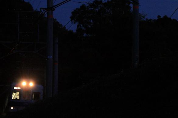 2008年11月 和歌山電鐵貴志川線 山東~大池遊園