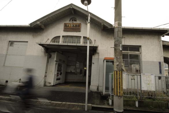 2015/11/15 南海汐見橋線 西天下茶屋